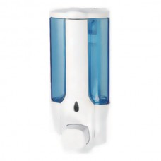 ZERIX LR406 Дозатор настенный (пластик, белый) 350мл