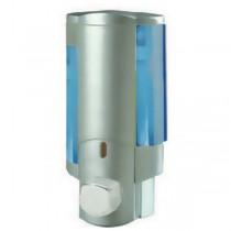 ZERIX LR407 Дозатор настенный (пластик, серый) 350мл