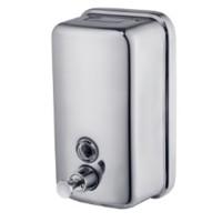 ZERIX D-1000-SUS Дозатор для жидкого мыла настенный из нерж. стали SUS304 (20 шт/ящ)