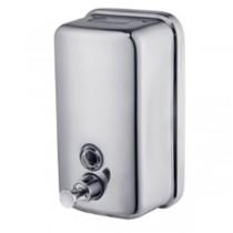 ZERIX D-800-SUS Дозатор для жидкого мыла настенный из нерж. стали SUS304 (30 шт/ящ)
