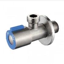 ZERIX LR70507C Кран для подключения смесителя из нерж. стали SUS304 (цвет: синий)