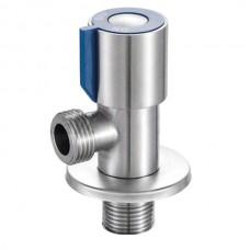MIXXUS VAL-01 Кран для подключения сантехприборов 1/2x1/2 из нерж. стали SUS304