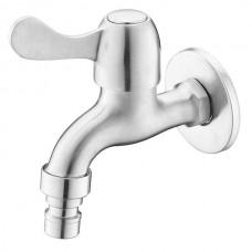 MIXXUS BIB-02 Кран для холодной воды 1/2 из нерж. стали SUS304 (100 шт/ящ)