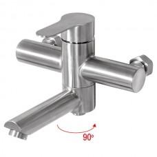 MIXXUS DAX-009 (EURO) Смеситель для ванны из нерж. стали SUS304