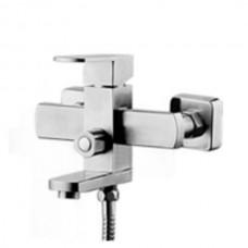 MIXXUS KUB-009 (EURO) Смеситель для ванны из нерж. стали SUS304 (20 шт/ящ)