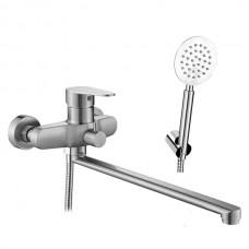MIXXUS FAT-006 (EURO) Смеситель для ванны из нерж. стали SUS304 (12 шт/ящ)