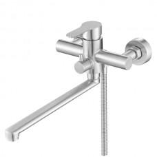 HAIBA DAX-006 (EURO) Смеситель для ванны из нерж. стали SUS304 (10 шт/ящ)