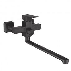 MIXXUS KUB-006 (EURO) BLACK Смеситель для ванны из нерж. стали SUS304 (12 шт/ящ)