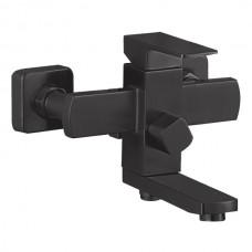 MIXXUS KUB-009 (EURO) BLACK Смеситель для ванны из нерж. стали SUS304 (12 шт/ящ)