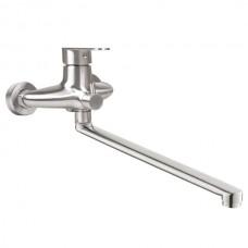 ZERIX ASA-006 (EURO) Смеситель для ванны из нерж. стали SUS304 (8 шт/ящ)