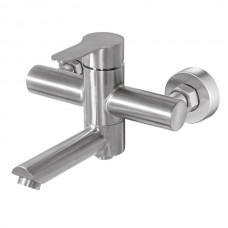 ZERIX DAX-009 (EURO) Смеситель для ванны из нерж. стали SUS304 (8 шт/ящ)