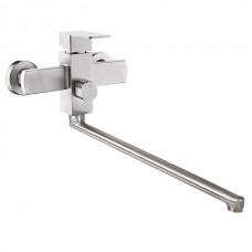ZERIX KUB-006 (EURO) Смеситель для ванны из нерж. стали SUS304 (8 шт/ящ)