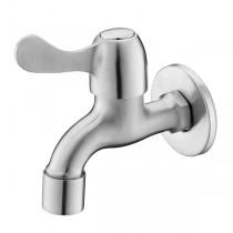 ZERIX BIB-001 Кран для холодной воды из нерж. стали SUS304 (100 шт/ящ)