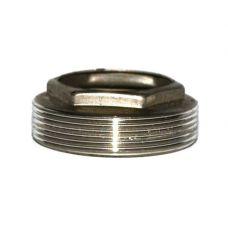 Прижимная гайка под картридж 35 мм (жел)