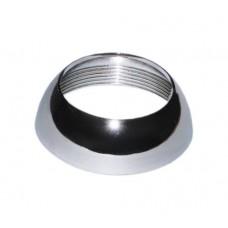 Декор чашка под картридж 40 мм (лат)