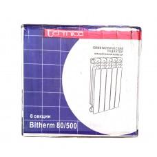Радиатор Bitherm 80*500 (8 секций в пачке) Китай