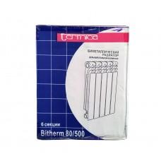 Радиатор Bitherm 80*500 (6 секций в пачке) Китай