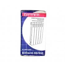 Радиатор Bitherm 80*500 (12 секций в пачке) Китай