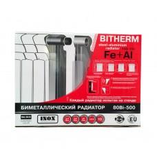 Радиатор Bitherm 80*500 (10 секций в пачке) Польша