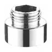 ZERIX LRH502 Переходник F3/4-M1/2 для подключения шланга для душа (500 шт/ящ)