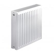 Стальной радиатор KOER 22 x 500 x 500S (965 Вт, 14,8кг, бок)