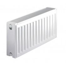 Стальной радиатор KOER 22 x 300 x 800S (1021 Вт, 14,05кг, бок)