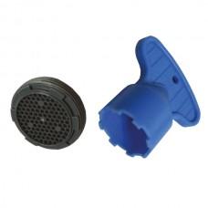 MIXXUS Аэратор пластик для кухонных смесителей (500 шт/ящ)