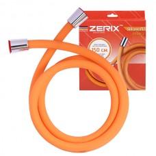 ZERIX Шланг SILICONE.F12 Orange - 150см