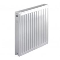 Стальной радиатор KOER 11 x 500 x 500S (377 Вт, 8,35кг, бок)