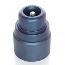 KOER KWS.050 Насадка для паяльника PP-R (цв. синий) 50мм (72 шт/ящ)