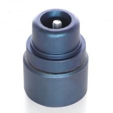 KOER KWS.075 Насадка для паяльника PP-R (цв. синий) 75мм (24 шт/ящ)