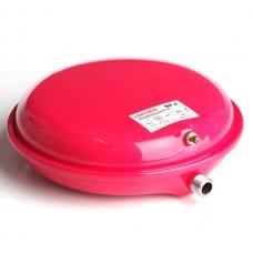"""KOER BP10 Бак расширительный для системы отопления (плоский) 10л. 3/4"""" EPDM"""