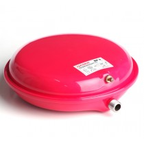 """KOER BP8 Бак расширительный для системы отопления (плоский) 8л. 3/4"""" EPDM"""