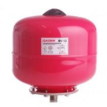 """KOER BV8 Бак расширительный для системы отопления (вертикальный ) 8л. 3/4"""" EPDM (1 шт/ящ)"""