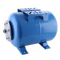 VODOMET Гидроаккумулятор горизонт. 24л (корпус-сталь) (1 шт/ящ)