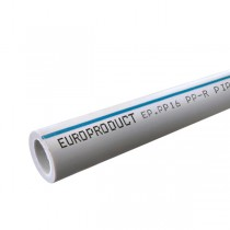 EUROPRODUCT PPR Труба PN16 20x2,8 (100 м/кулек)