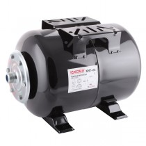 KOER KHT-24 Гидроаккумулятор горизонтальный 24л (корпус-сталь 1мм)