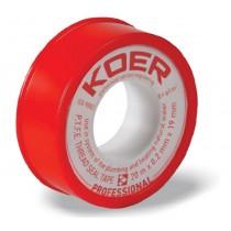 KOER ФУМ лента Professional STP-01 Water 20М