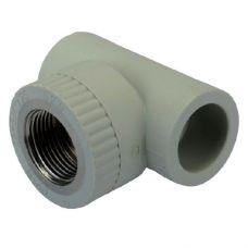 KOER PPR Тройник ВР 25x3/4F (K0105.PRO) (120 шт/ящ)