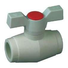 KOER PPR КШ (бабочка) для горячей воды 25 (K0182.PRO) (90 шт/ящ)