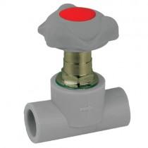 KOER PPR Кран вентильный 25 (K0184.PRO) (64 шт/ящ)