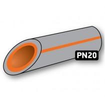 KOER PPR Труба PN20 50x8,4