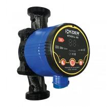KOER KP.N25/4-180 Насос циркуляционный энергосберегающий (с гайками, кабелем и вилкой)