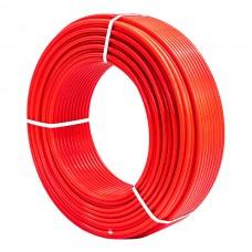 KOER PERT EVOH 16*2,0 (RED) труба ТЕПЛЫЙ ПОЛ с кислородным барьером (240 м/уп)