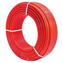 EP PERT EVOH 16*2,0 (RED) труба ТЕПЛЫЙ ПОЛ с кислородным барьером (240 м/уп)