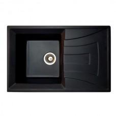 HAIBA HB8104-G226 BLACK Мойка 780x500x200  (1 шт/ящ)