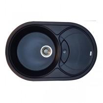HAIBA HB8310-G226 BLACK Мойка 780x500x220  (1 шт/ящ)