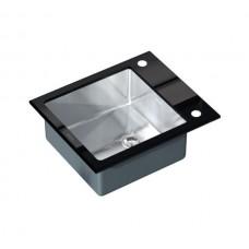MIXXUS мойка MX(304)6051-200x1.2-HM-GLASS (1 шт/ящ)