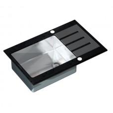 MIXXUS мойка MX(304)7851-200x1.2-HM-GLASS (1 шт/ящ)