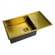 MIXXUS мойка MX7844-200-x1.2-PVD-GOLD (3 шт/ящ)
